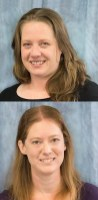 Katherine Eriksson and Jenna Stearns receive ISS Junior Faculty Research Grants