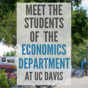 Meet the Students of the Economics Department at UC Davis