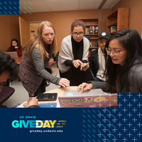 Support the Economics Department on UC Davis Give Day 2021